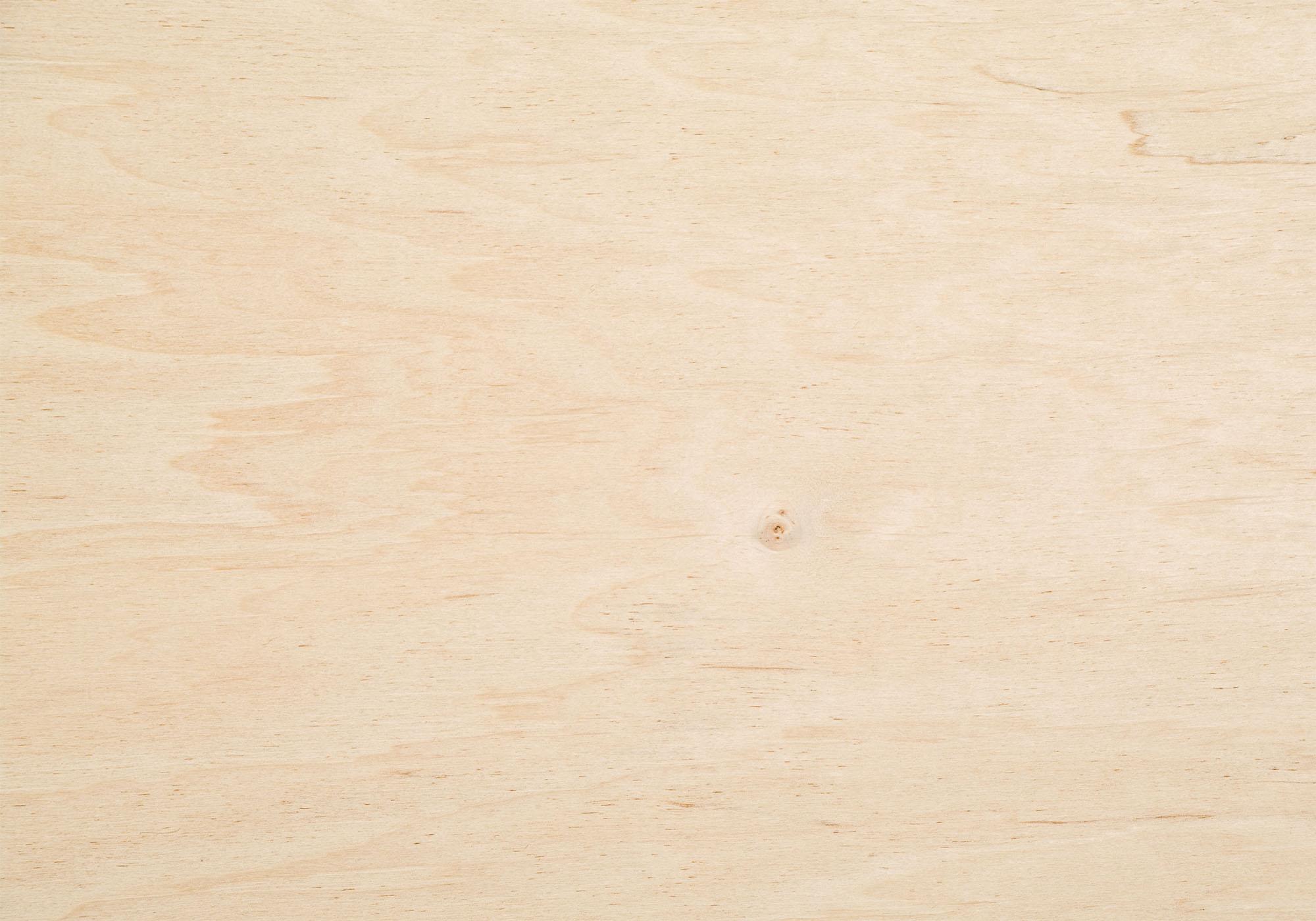 Raw birch plywood for Berch wood